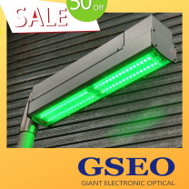 TARVOS POLE MOUNT 40WATT IP66 GREEN LED