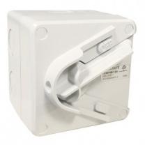 Tradesave W/P Isolator 1P 20A